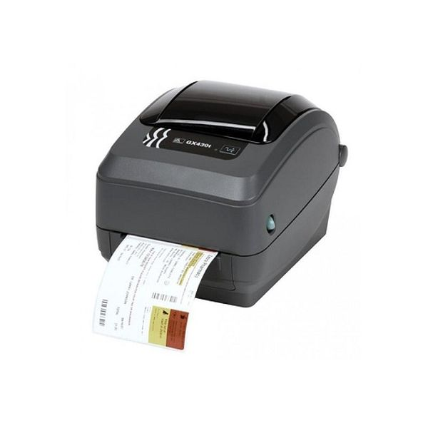 Термотрансферный принтер этикеток Zebra GX430t (300 dpi, RS232, USB, LPT)