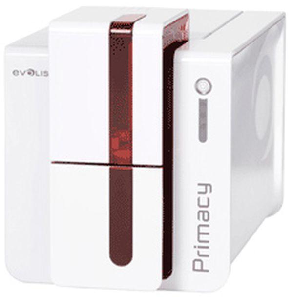 Принтер Primacy Duplex, USB & Ethernet (цвет  красный, голубой)