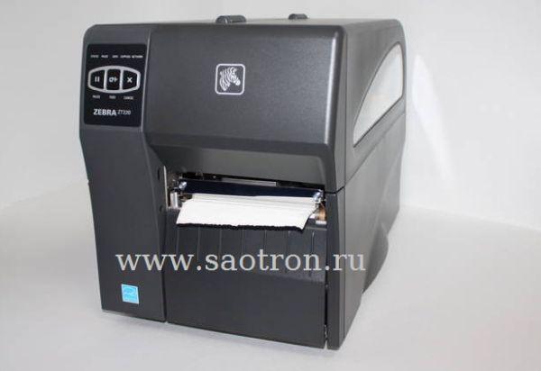 Термотрансферный принтер Zebra ZT220 (TT, 203 dpi, RS232, USB)