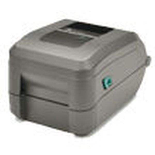 Термотрансферный принтер Zebra GT800 (203 dpi, USB/RS232/LPT, отделитель)