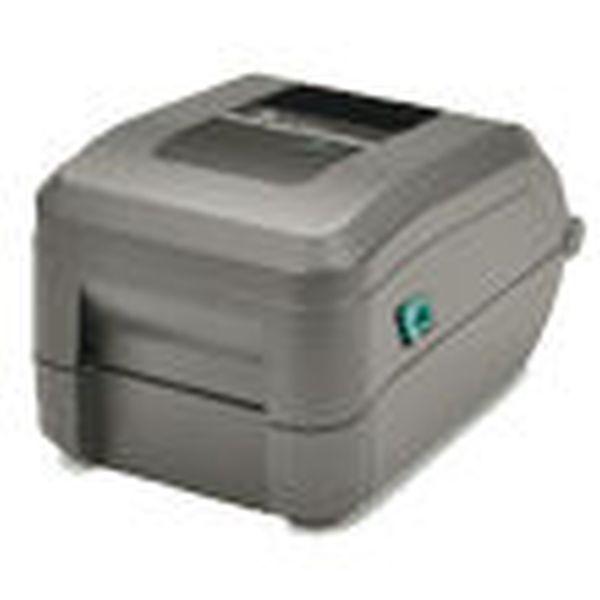Термотрансферный принтер Zebra GT800 (203 dpi, USB/RS232/ZebraNet 10/100 prin server, отделитель) Zebra GT800-100421-000