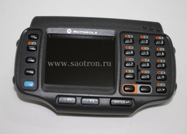 Терминал Zebra / Motorola Symbol WT41N0 N2H27ER  (WLAN, Hign battery, Color display (non touch), 512MB/2Gb, Win CE 7.0, 2 tap, БЕЗ СКАНЕРА)