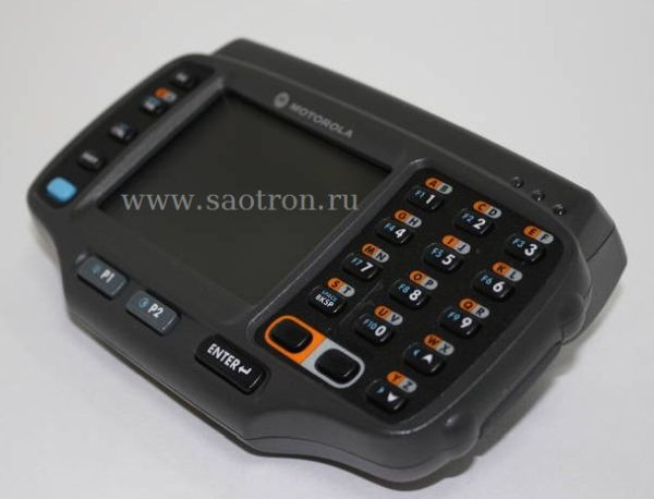 Терминал Zebra / Motorola Symbol WT41N0 T2S27ER (WLAN, Stand. battery, Color display (touch), 512MB/2Gb, Win CE 7.0, 2 tap, БЕЗ СКАНЕРА)