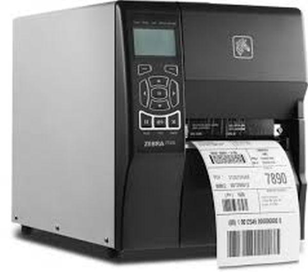 Термотрансферный принтер ZT230 ,203 dpi, Ethernet, RS232, USB (ZT23042 T0E200FZ)