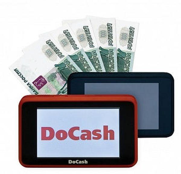 Просмотровый детектор DoCash Microred (ИК, красный, ЖК дисплей) DoCash DCH06578