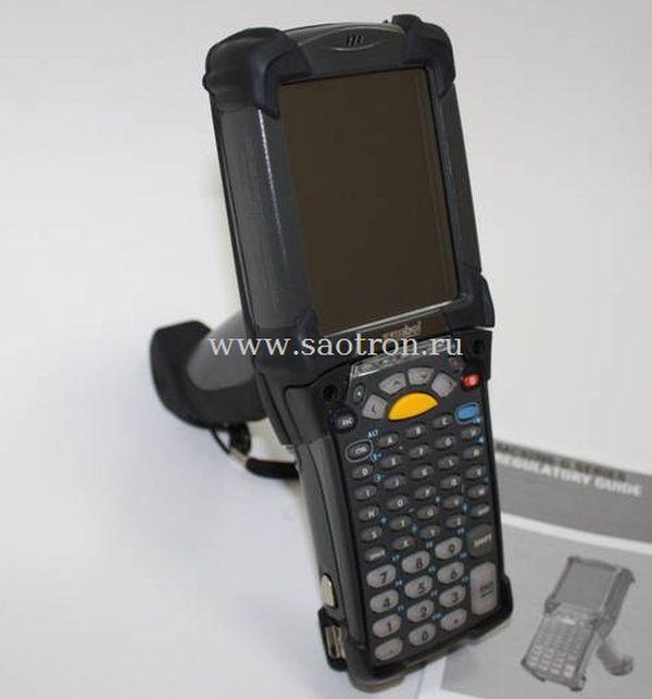 Терминал Zebra / Motorola Symbol MC92N0 GA0SXEYA5WR (Gun, 802.11a/b/g/n, 1D Standard Laser (SE965), VGA Color, 512MB RAM/2GB Flash, 53 Key, CE 7.0, BT)