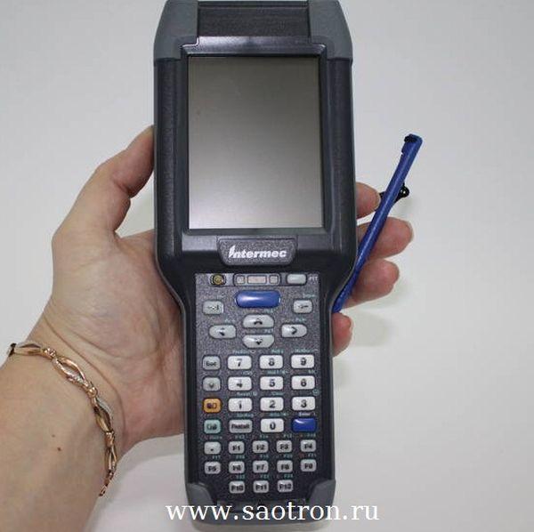Терминал Intermec CK3XAB4K000W4100 (WLAN, Numeric, EA30, Ext. battery)