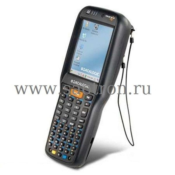 Терминал Datalogic SKORPIO X3 (WIFI 802.11 a/b/g CCX v4, BT v2, 1D Laser w Green Spot, 256MB RAM/512MB Flash, 28 Key Numeric, Windows CE 6.0)
