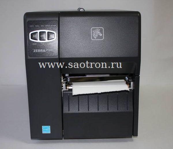 Термо принтер Zebra ZT220 (DT, 203 dpi, RS232, USB, Ethernet)