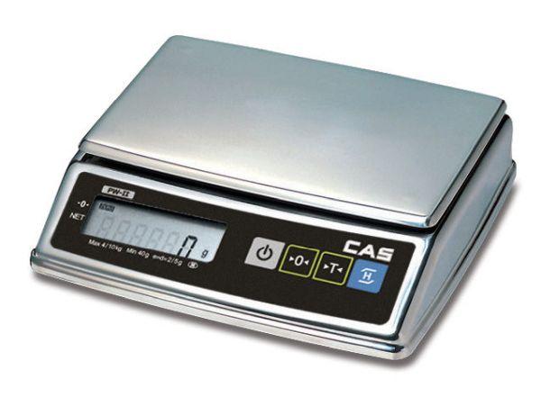 Весы CAS PWII 2H (до 2 кг)