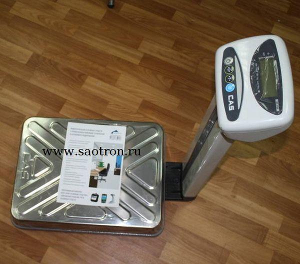 Весы DL 200N (напольные, НПВ: 200 кг)