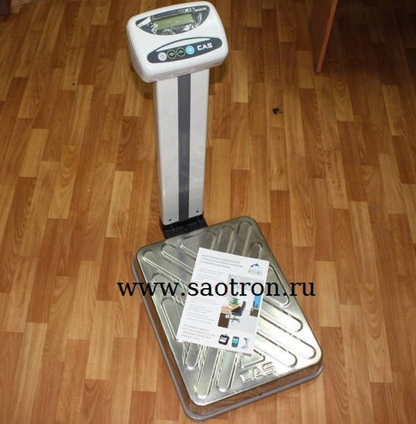Весы DL-60N (напольные, НПВ: 60 кг) CAS DL-60N