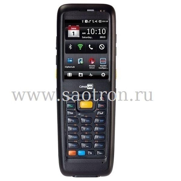 Терминал сбора данных Cipher 9200-Transmissive-C (Win Embd HH 6.5.3, BT, Wi-Fi, GPS, QVGA дислей, 3300mAh Li-ion) Cipher 9200-Transmissive-C
