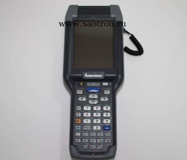 Терминал Intermec CK3RAB4S000W4100 (WLAN, Numeric, EA31, Std. battery) Intermec CK3RAB4S000W4100
