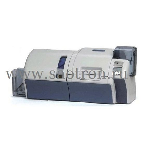 Принтер пластиковых карт Zebra ZXP8 (односторонний ретрансферный, USB, Ethernet)