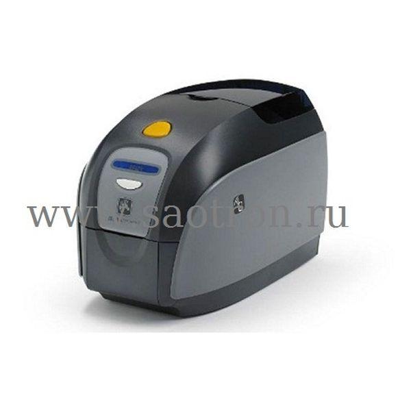 Принтер пластиковых карт Zebra ZXP1 (односторонний цветной, USB, Ethernet) Zebra Z11-000C0000EM00