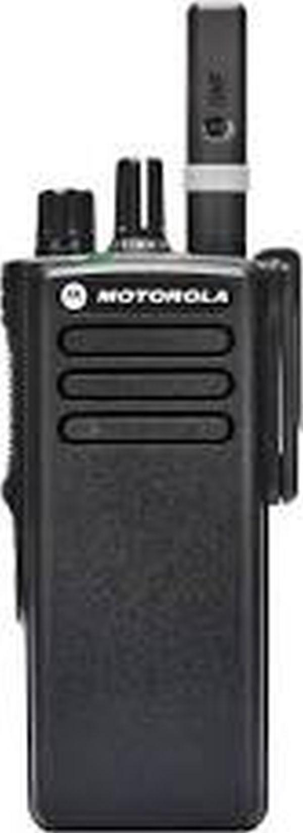 Портативная радиостанция Motorola DP 4400 (носимая радиостанция 136   174 МГц, 32 кан.; (упаков. по 20 шт без индив. упаковки))