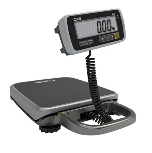 Напольные весы CAS PB (переносные, индикатор на шнуре, НПВ: 150кг) CAS PB-150