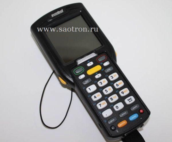 Терминал сбора данных Zebra / Motorola Symbol MC32N0-SL2HCLE0A (WLAN/BT, ST.shouter, 1D Laser, Color-touch display, 28 Key, Hi.bat, CE 7.x Pro, 512MB RAM/2GB ROM) Motorola Symbol MC32N0-SL2HCLE0A