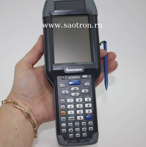 Терминал Intermec CK3XAA4M000W4400 (AlphaNum,EX25,WLAN,WEH P,LP,SS/ICP)