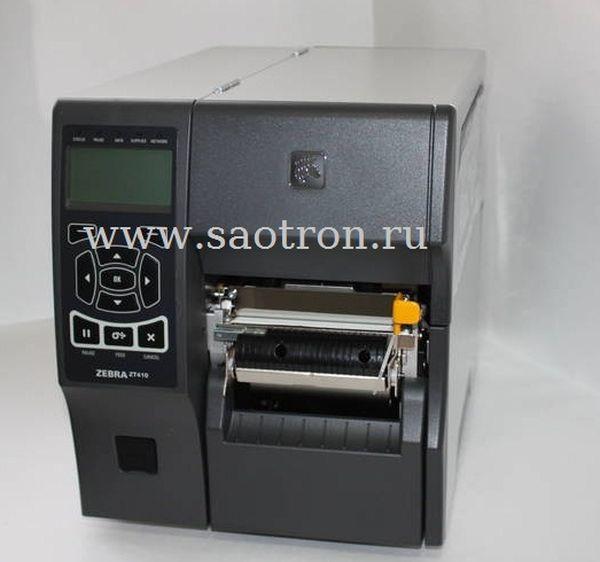 Принтер этикеток Zebra ZT41042-T0EC000Z (203 dpi, USB/RS232/Ethernet/BT/802.11 a/b/g/n) Zebra ZT41042-T0EC000Z