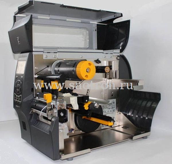 Принтер этикеток Zebra ZT41043-T2E0000Z (300 dpi, USB/RS232/Ethernet/BT, нож) Zebra ZT41043-T2E0000Z