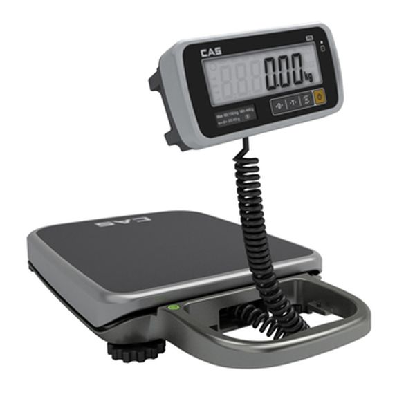 Напольные весы CAS PB (переносные, индикатор на шнуре, НПВ: 30кг) CAS PB-30
