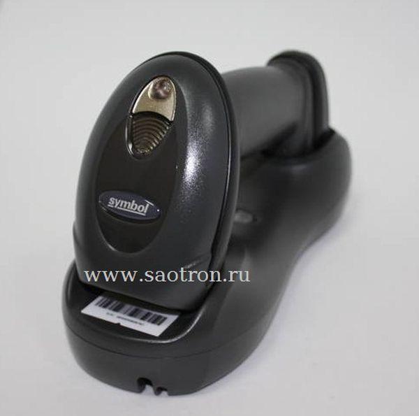 Сканер Zebra / Motorola Symbol DS6878 TRBR0100BWR KIT: RS232 (2D Imager Scanner, черный, в комплекте с зарядно коммуникационным кредлом, кабелем RS232 и БП)