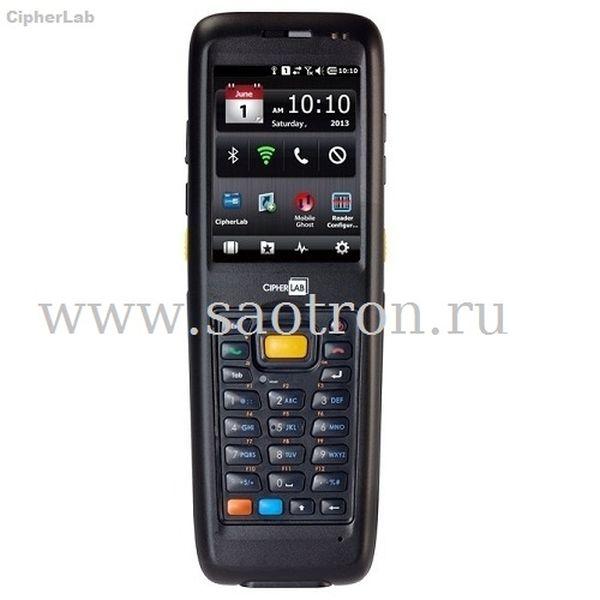 Терминал Cipher 9200-Transmissive-2D (WiFi/BT/GPS/3G, 2D Image (АЛКО, ЕГАИС), ЕSNAP-ON Kit, WM 6.5.3, QVGA дисплей, 3300mAh Li-ion) Cipher A929WMN2NC002