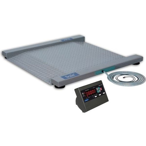 Платформенные весы 0.5 СКТ(1000x1000x90, НПВ : 500 кг)
