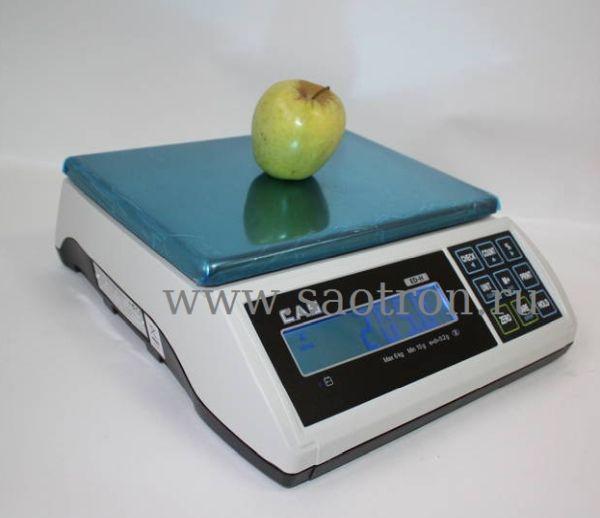 Весы настольные CAS ED 3Н