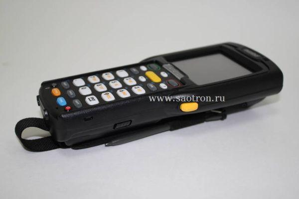 Терминал сбора данных Zebra / Motorola Symbol MC32N0 RL3SCLE0A (WLAN/BT, Rotating Head, 1D Laser, Color touch display, 38 Key, St.bat, CE 7.x Pro, 512MB RAM/2GB ROM)
