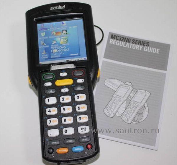 Терминал MC32N0 RL2SAHEIA (WLAN;BT;ROT;1D;28KY;1X; Android;1/4GB;IST) Zebra / Motorola Symbol