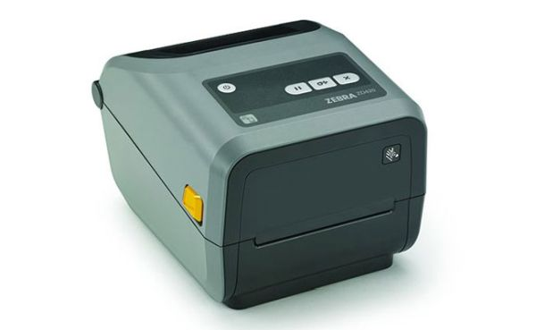 Термотрансферный принтер этикеток Zebra ZD420 (203 dpi,USB,bluetooth,Сетевая карта 10/100 Ethernet)