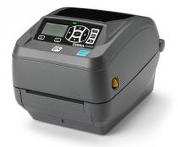 Термотрансферный принтер этикеток Zebra ZD500 (203 dpi,USB,RS232,Сетевая карта 10/100 Ethernet)