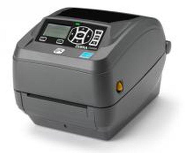 Термотрансферный принтер этикеток Zebra ZD500R (200 dpi, RFID, USB, RS232, Сетевая карта 10/100 Ethernet, отделитель)