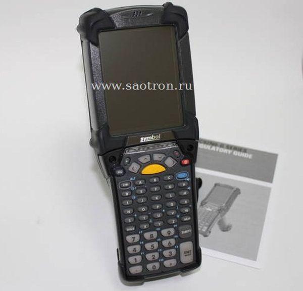Терминал Zebra / Motorola Symbol MC92N0 GA0SXAYA5WR (GUN;ABGN;1D;512MB/2GB;28KY;CE7; BT)