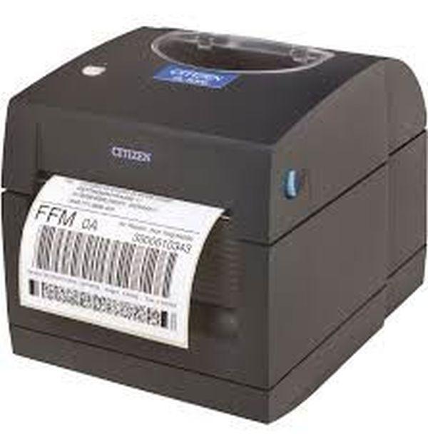 Термопринтер Citizen CL S300 (203dp. черный, USB, internal PS)