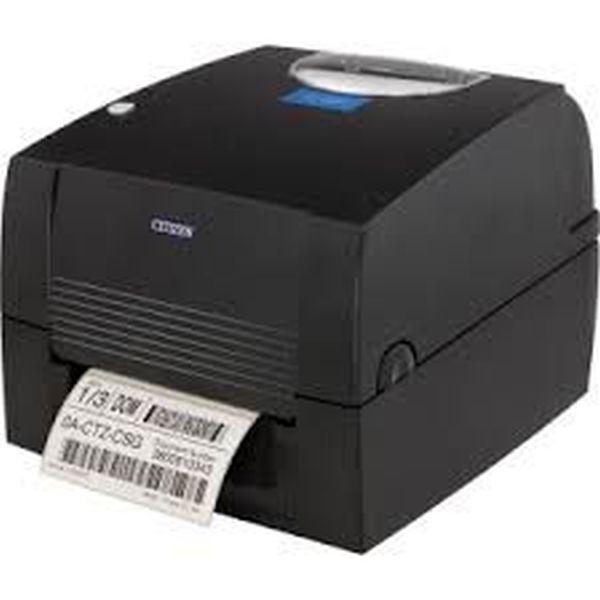 Термотрансферный принтер Citizen CL-S321 (203dpi. Ethernet/USB/internal PS, черный) Citizen 1000839