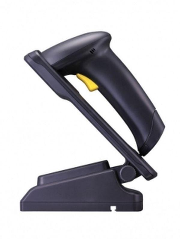 Сканер беспроводный CipherLab 1560P KIT KB (линейный имидж сканер штрихкода, с базой Bluetooth, кабель KB, аккумулятор)