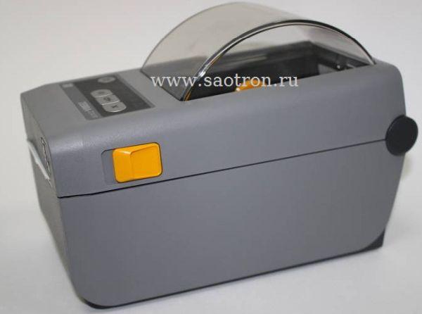 Термопринтер этикеток Zebra ZD410 (203 dpi,USB,bluetooth,802.11a\c)