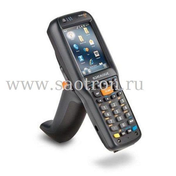 Терминал Datalogic SKORPIO X3 (Pistol grip, Wifi 802.11 a/b/g CCX v4, Bluetooth v2, 256 MB RAM/512 MB Flash, 28-Key Numeric, Windows CE 6.0, Extended) Datalogic 942400017
