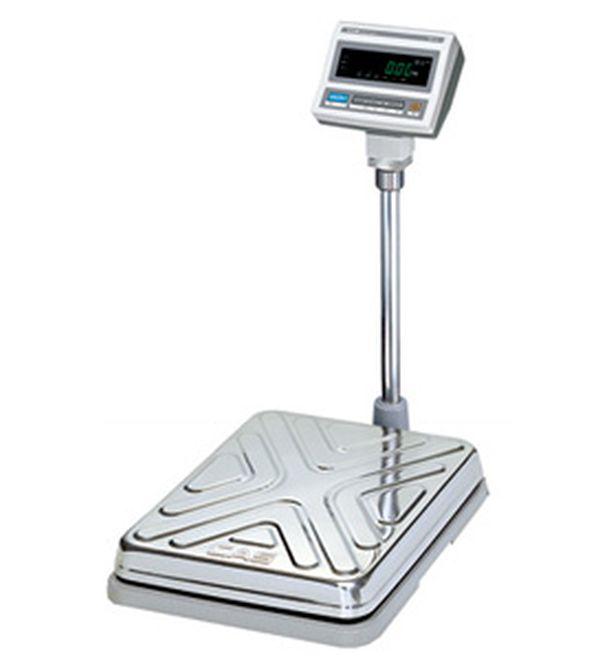 Весы CAS DB-II 600LCD (напольные, НПВ: 600 кг,800x900 мм) CAS DBII-600-8-9