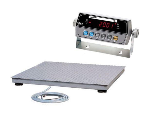 Весы платформенные СКЕЙЛ 2 СКП 1212+CI-2001A Scale 2СКП-1212-CI-2001А