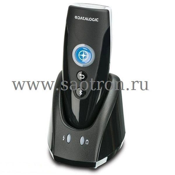 Беспроводной сканер Datalogic RIDA DBT6400 (2D Image, Bluetooth, Black, в комплекте аккумулятор, кабель micro USB) Datalogic DBT6400-BK