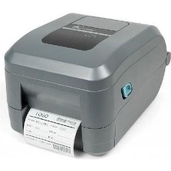 Термотрансферный принтер Zebra GT800 (203 dpi, USB/RS232/ZebraNet 10/100 prin server, отделитель) Zebra GT800-100421-100