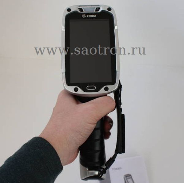 Терминал сбора данных Zebra TC8000 (802.11 A/B/G/N, BT 4.0, NFC, 2D IMAGER (SE4750MR), 8 MP CAMERA, 1 GB RAM/8 GB FLASH, ANDROID KITKAT 4.4.3) Zebra TC80NH-2101K420IN