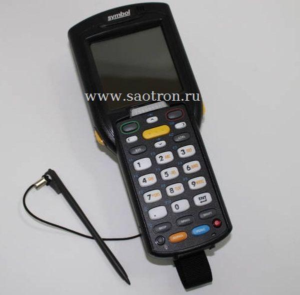 Терминал сбора данных Zebra / Motorola Symbol MC32N0 GL3HAHEIA (WLAN/BT, GUN, 1D Laser, Color, 38Key, Hi.bat, Android, 1GB RAM/4GB ROM, IST)