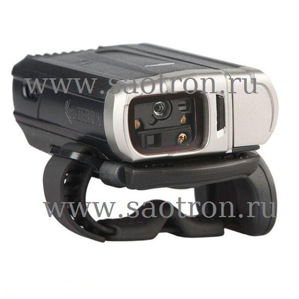 Напалечный сканер RS60B0 SRSFWR (RS6000 standard range ring imager (SE4750SR), Bluetooth, 3350mAh standard battery, manual trigger, no proximity sens)