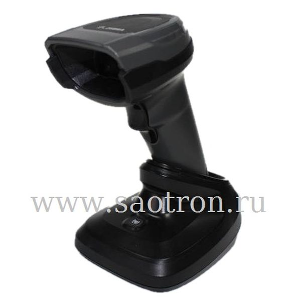 Сканер штрих-кода Zebra DS8178-SR7U2100SFW KIT: USB (SR, черный, в комплекте Standard Cradle CR8178-SC100F4WW, кабель USB) Zebra DS8178-SR7U2100SFW